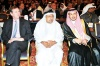 Dhafer S. Alqahtani, Deputy CEO of Khalijia Invest (middle)